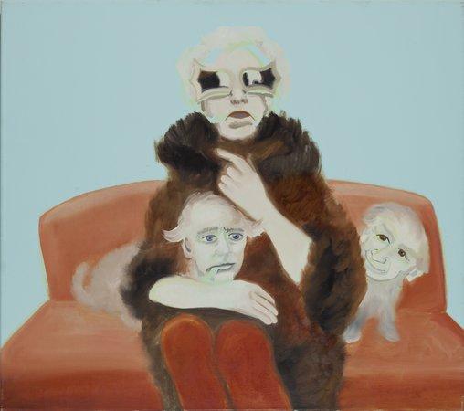 Katrin Plavcak: Man With A Woman's Head, 12.11.2016-07.01.2017