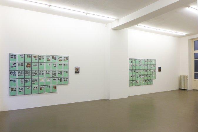 Christopher Williams: The Production Line of Happiness, 16.01–14.03.2015, Galerie Mezzanin Geneva