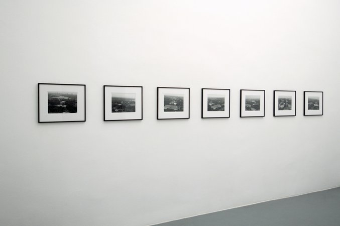 Mandla Reuter: Slowly And Majestically The Sun Steals Gradually Over The Hilltops, 28.01. - 07.03.2009, Image 14