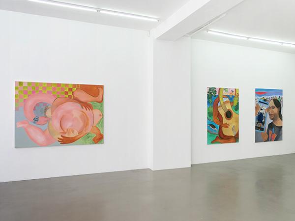 Katrin Plavcak: Peinture naïve, 29.05.–10.07.2021, Image 1
