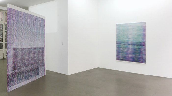 Maureen Kaegi: It is like the point where the rainbow touches the forest..., 15.03.-07.05.2019, Image 6