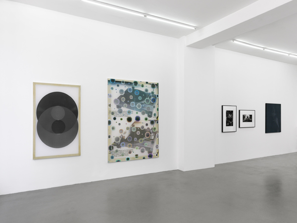 Capitain Petzel at Galerie Mezzanin: Andrea Bowers, Troy Brauntuch, Natalie Czech, Robert Longo, Sarah Morris, Seth Price, Amy Sillman, Monika Sosnowska, Kelley Walker, Christopher Williams, 17.05.–29.06.2019, Image 12