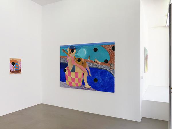 Katrin Plavcak: Peinture naïve, 29.05.–10.07.2021, Image 4