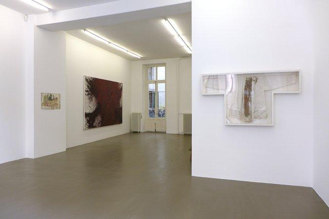 Otto Muehl, Hermann Nitsch: Blut und Pigmente, 18.03.-14.05.2016, Image 3