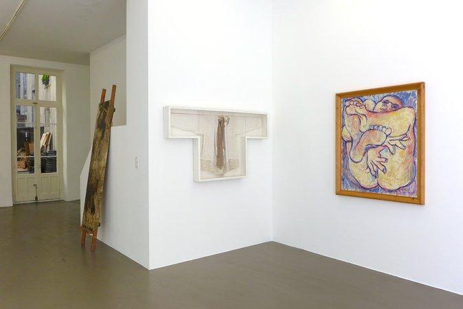 Otto Muehl, Hermann Nitsch: Blut und Pigmente, 18.03.-14.05.2016, Image 4