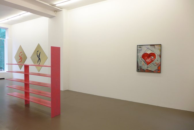 Maureen Kaegi, Martin Kippenberger, Seth Price, Stephen Prina, Richard Smith,