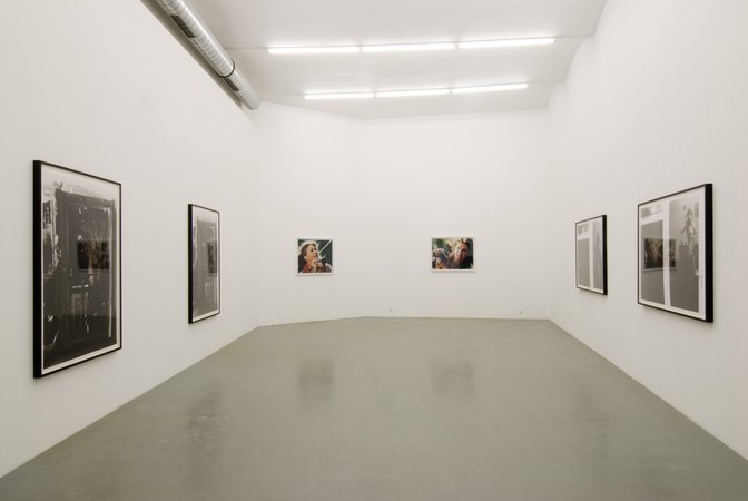 Correspondences: curated by Matthew Higgs, 06.05. - 06.06.2009, Image 2