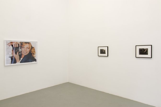 Correspondences: curated by Matthew Higgs, 06.05. - 06.06.2009, Image 1