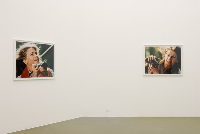 Correspondences: curated by Matthew Higgs, 06.05. - 06.06.2009, Image 3