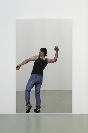 Michelangelo Pistoletto: Mirror Paintings, 24.03. - 30.04.2010, Image 5