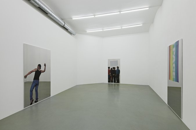Michelangelo Pistoletto: Mirror Paintings, 24.03. - 30.04.2010, Image 8