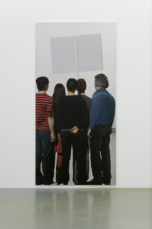 Michelangelo Pistoletto: Mirror Paintings, 24.03. - 30.04.2010, Image 6