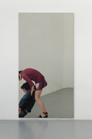 Michelangelo Pistoletto: Mirror Paintings, 24.03. - 30.04.2010, Image 11