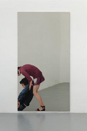 Michelangelo Pistoletto: Mirror Paintings, 24.03. - 30.04.2010, Image 11
