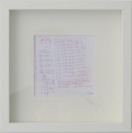 Dove Allouche, Ulla von Brandenburg, Hans-Walter Müller,  Curated by Samuel Gross: L'icosasphère, 29.05–11.07.2015, Image 20