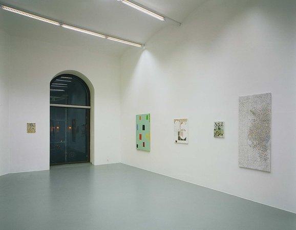 Humberto Duque, Mary Heilmann, David Korty, Marzena Nowak, Isa Schmidlehner, Christian Schmidt-Rasmussen, 07.03. - 17.04.2007, Image 4