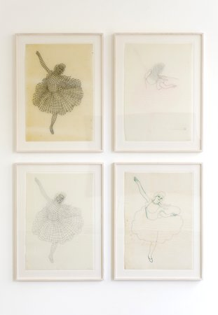 Thomas Bayrle, Gerald Domenig, Christian Kosmas Mayer, Mandla Reuter: Galerie Mezzanin Geneva, 19.09–01.11.2014, Image 5