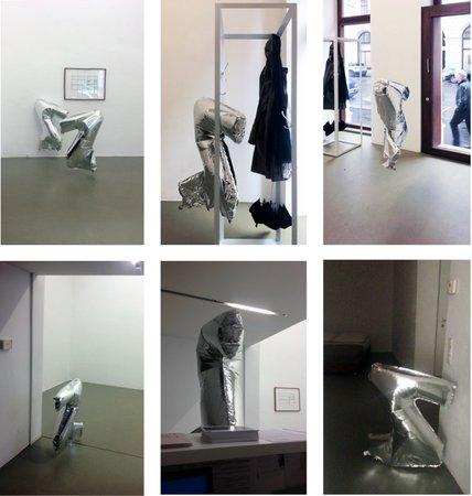 Félix González-Torres, Mina Lunzer, Jan Timme: Ready to Sleep (Arbeitstitel), curated by Sabeth Buchmann, Galerie Mezzanin Vienna, 03.10.–08.11.2014, Image 13