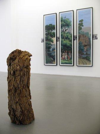 Thomas Bayrle, Gerald Domenig, Christian Kosmas Mayer, Mandla Reuter: Galerie Mezzanin Geneva, 19.09–01.11.2014, Image 15