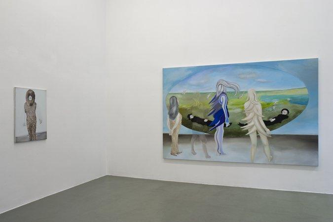 Katrin Plavcak: Herz aus Jean, 19.01.–05.03.2011, Image 1