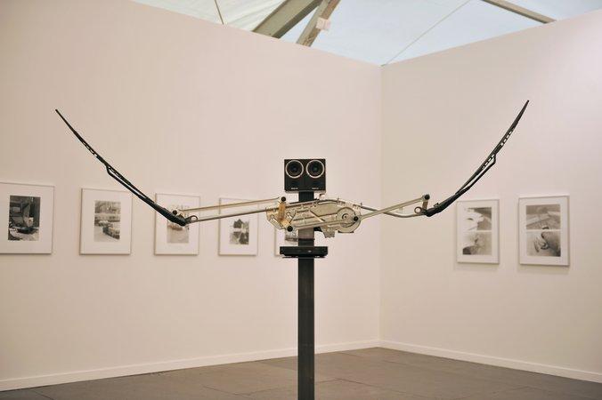 Thomas Bayrle, Gerald Domenig: Frieze Art Fair New York, 10.–13.05.2013, Image 2