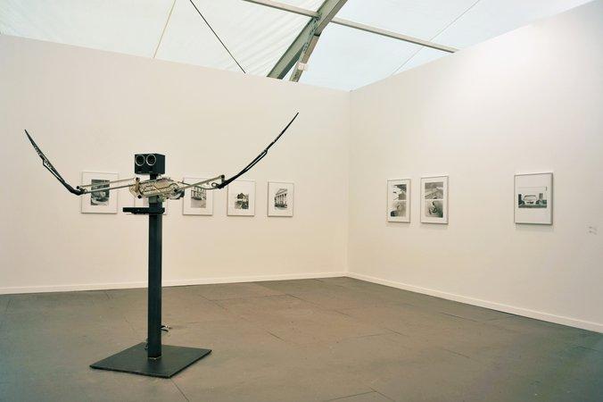 Thomas Bayrle, Gerald Domenig: Frieze Art Fair New York, 10.–13.05.2013, Image 3