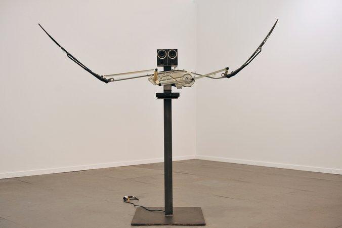 Thomas Bayrle, Gerald Domenig: Frieze Art Fair New York, 10.–13.05.2013, Image 5
