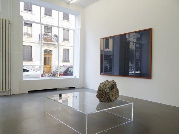 Thomas Bayrle, Gerald Domenig, Christian Kosmas Mayer, Mandla Reuter: Galerie Mezzanin Geneva, 19.09–01.11.2014, Image 8