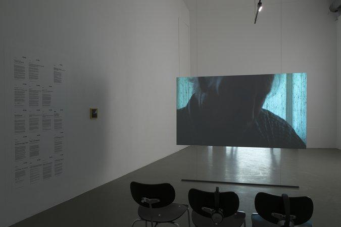Félix González-Torres, Mina Lunzer, Jan Timme: Ready to Sleep (Arbeitstitel), curated by Sabeth Buchmann, Galerie Mezzanin Vienna, 03.10.–08.11.2014, Image 16