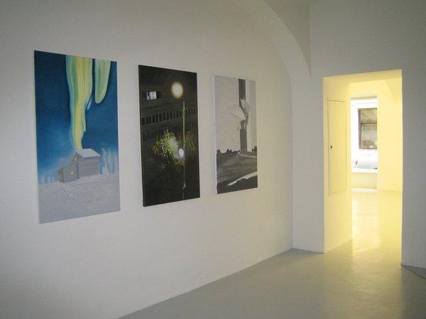 Katrin Plavcak: Besucher aus dem Hier, 11.05. - 02.07.2005, Image 6