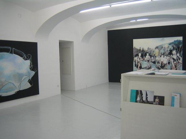Katrin Plavcak: Besucher aus dem Hier, 11.05. - 02.07.2005, Image 2