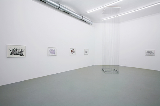 Christina Zurfluh: Newrealism, 02.07. - 06.09.2008, Image 3