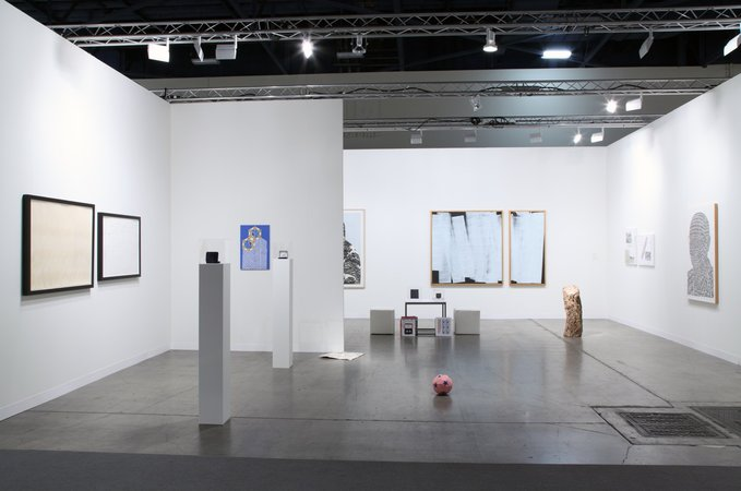 Thomas Bayrle, Peter Kogler, Christian Kosmas Mayer, Marzena Nowak, Stephen Prina, Mandla Reuter, Alexander Wolff: Art Basel Miami Beach, 05.12.–08.12.2013, Image 6