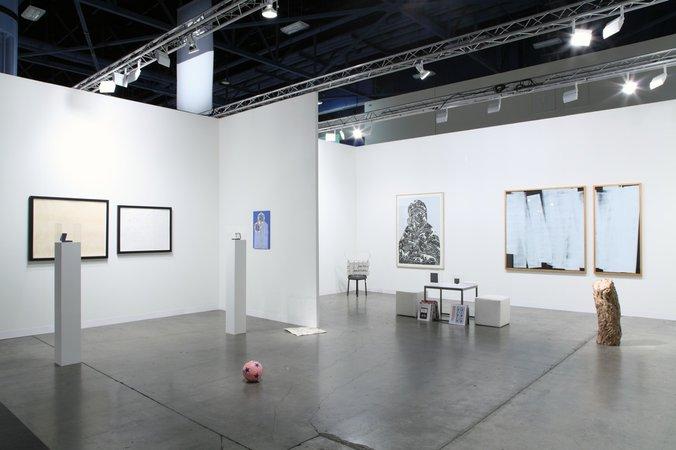 Thomas Bayrle, Peter Kogler, Christian Kosmas Mayer, Marzena Nowak, Stephen Prina, Mandla Reuter, Alexander Wolff: Art Basel Miami Beach, 05.12.–08.12.2013, Image 2