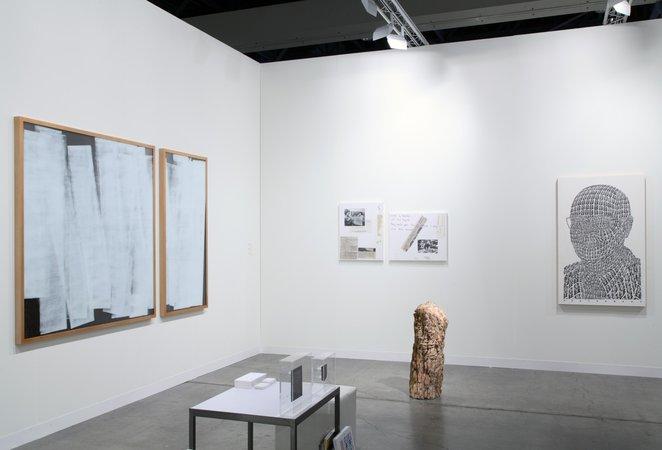 Thomas Bayrle, Peter Kogler, Christian Kosmas Mayer, Marzena Nowak, Stephen Prina, Mandla Reuter, Alexander Wolff: Art Basel Miami Beach, 05.12.–08.12.2013, Image 4