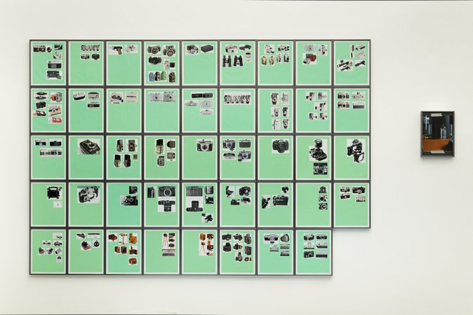 Christopher Williams: The Production Line of Happiness, 16.01–14.03.2015, Galerie Mezzanin Geneva, Image 4