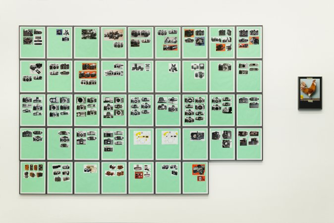 Christopher Williams: The Production Line of Happiness, 16.01–14.03.2015, Galerie Mezzanin Geneva, Image 2
