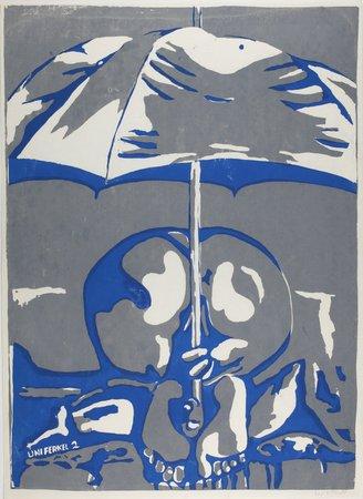 Otto Muehl, Hermann Nitsch: Blut und Pigmente, 18.03.-14.05.2016, Image 11