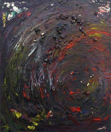 Otto Muehl, Hermann Nitsch: Blut und Pigmente, 18.03.-14.05.2016, Image 20