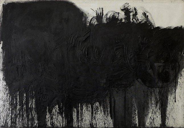 Otto Muehl, Hermann Nitsch: Blut und Pigmente, 18.03.-14.05.2016, Image 13