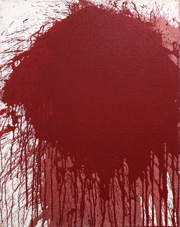 Otto Muehl, Hermann Nitsch: Blut und Pigmente, 18.03.-14.05.2016, Image 21