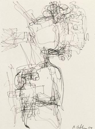 Martha Jungwirth, Albert Oehlen, 24.03.-13.05.2017, Image 13