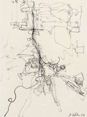 Martha Jungwirth, Albert Oehlen, 24.03.-13.05.2017, Image 17