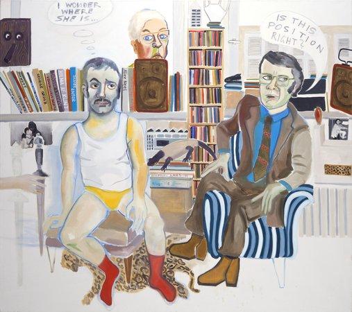 Katrin Plavcak: Man With A Woman's Head, 12.11.2016-07.01.2017, Image 24