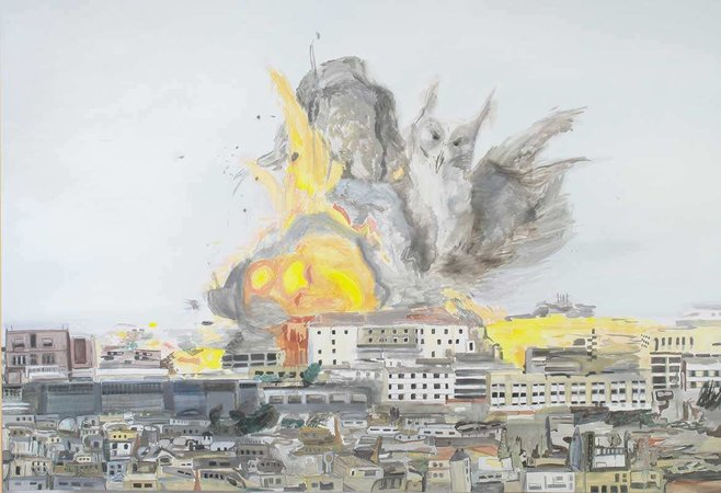 Katrin Plavcak: for the birds, 24.01. - 24.02.2007, Image 1