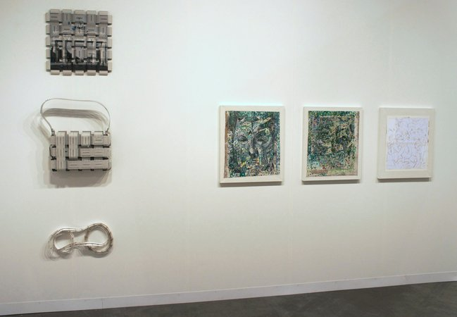 Thomas Bayrle, Michael Hakimi, Christian Mayer: Art Basel Miami Beach, 01.–04.12.2011, Image 7