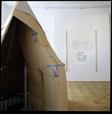 Katrin Plavcak: Besucher aus dem Hier, 11.05. - 02.07.2005, Image 19