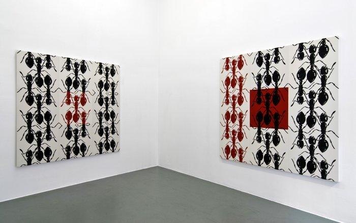 Peter Kogler, 15.09. - 30.10.2010, Image 1