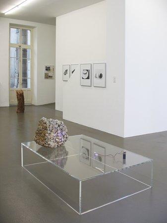 Thomas Bayrle, Gerald Domenig, Christian Kosmas Mayer, Mandla Reuter: Galerie Mezzanin Geneva, 19.09–01.11.2014, Image 10