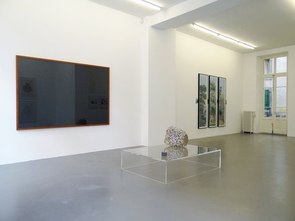 Thomas Bayrle, Gerald Domenig, Christian Kosmas Mayer, Mandla Reuter: Galerie Mezzanin Geneva, 19.09–01.11.2014, Image 6